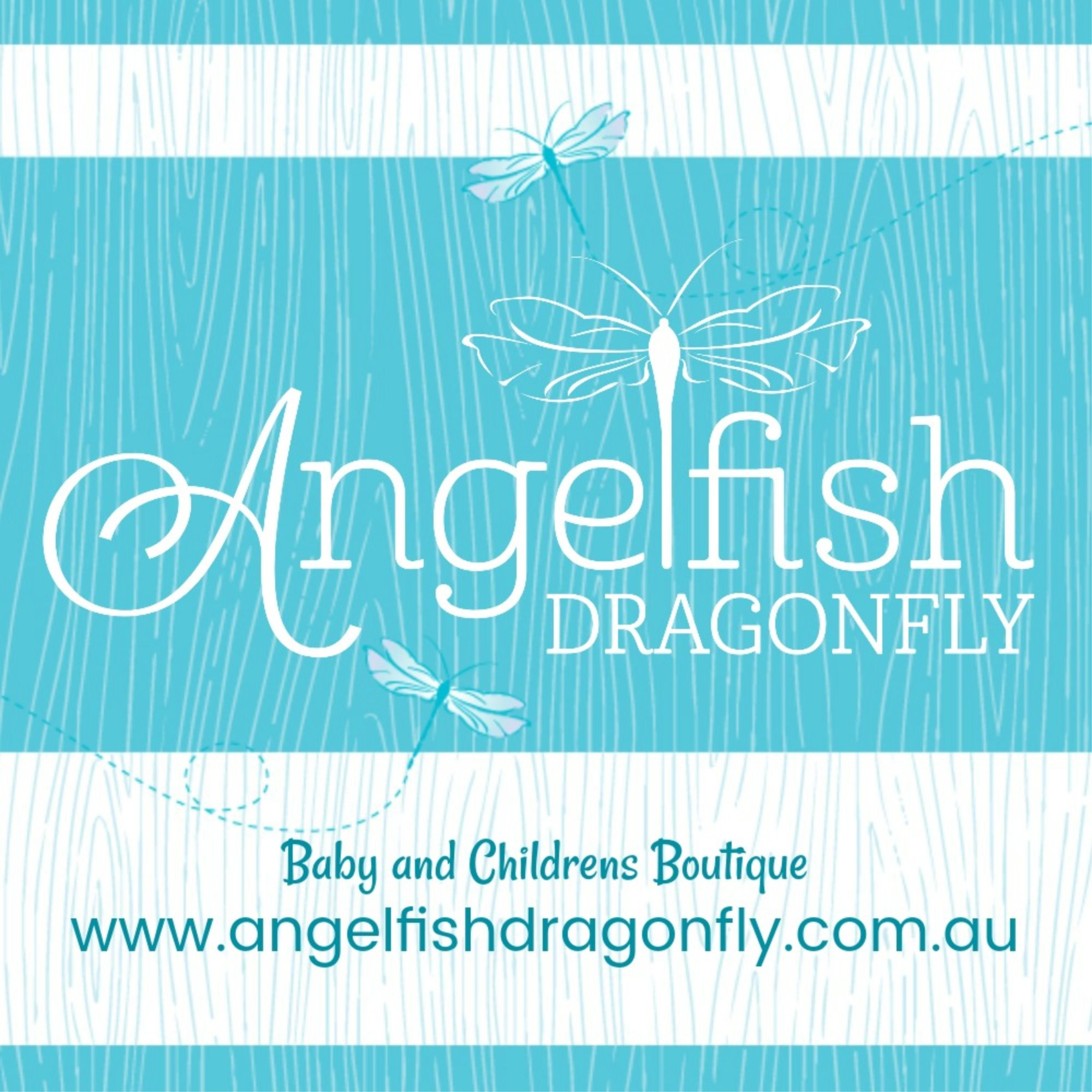 Angelfish Dragonfly – Baby and Children's Boutique