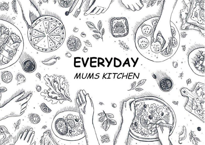 Everyday Mum's Kitchen