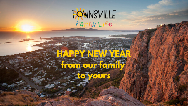 Happy New Year Townsville