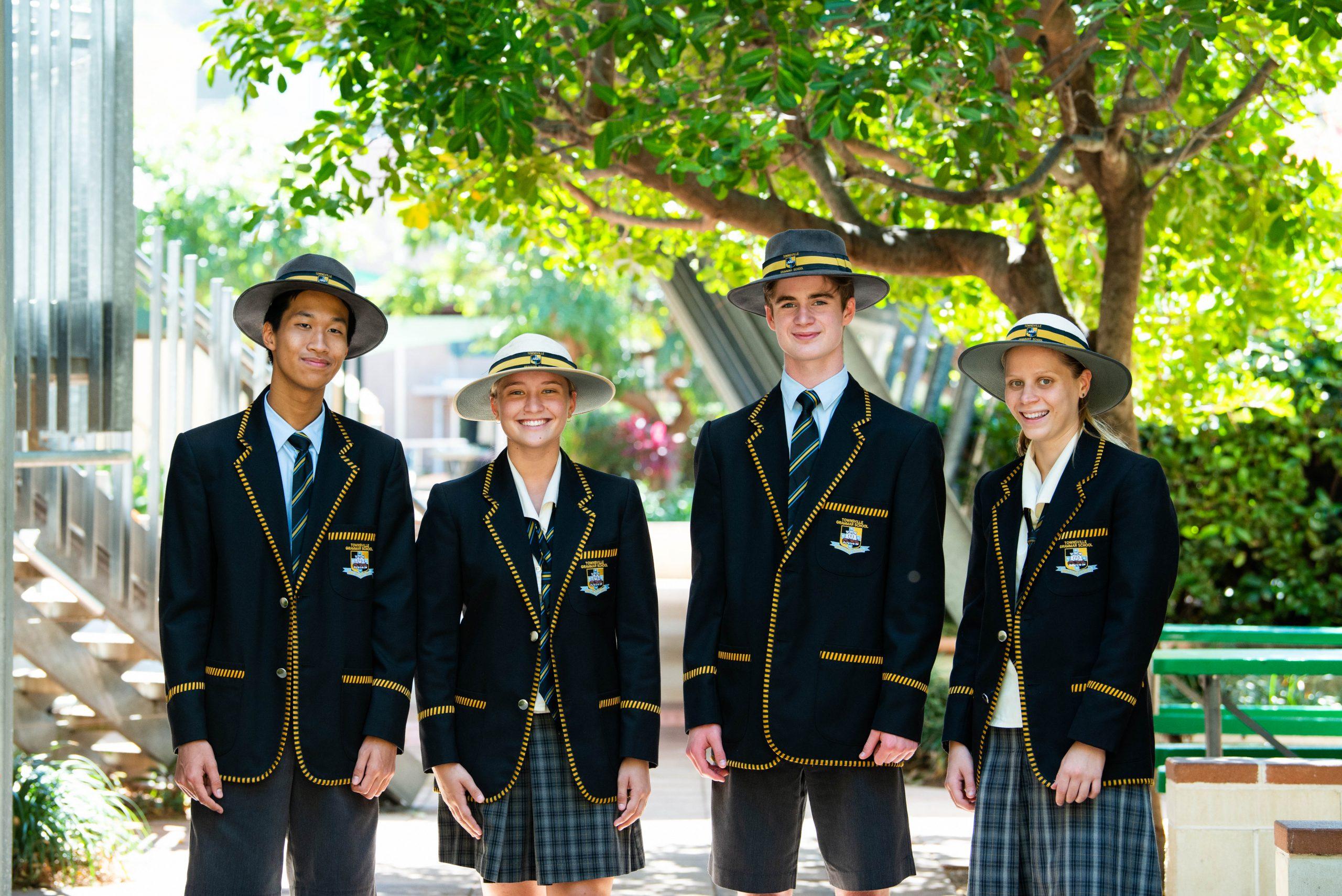 Townsville Grammar School – North Ward Campus (Years 7-12 + Boarding)