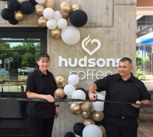 Hudsons Coffee Townsville