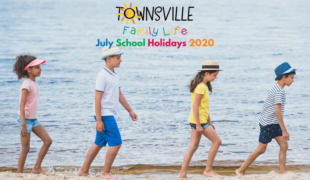 school holidays in townsville