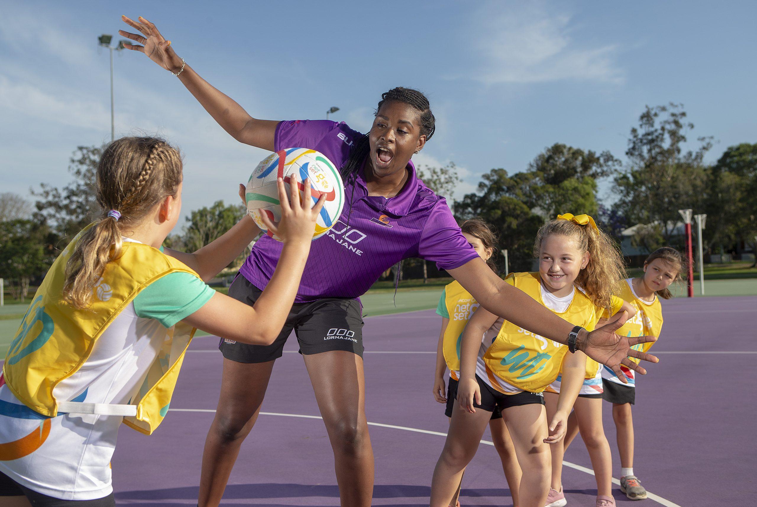 Townsville City Netball Association