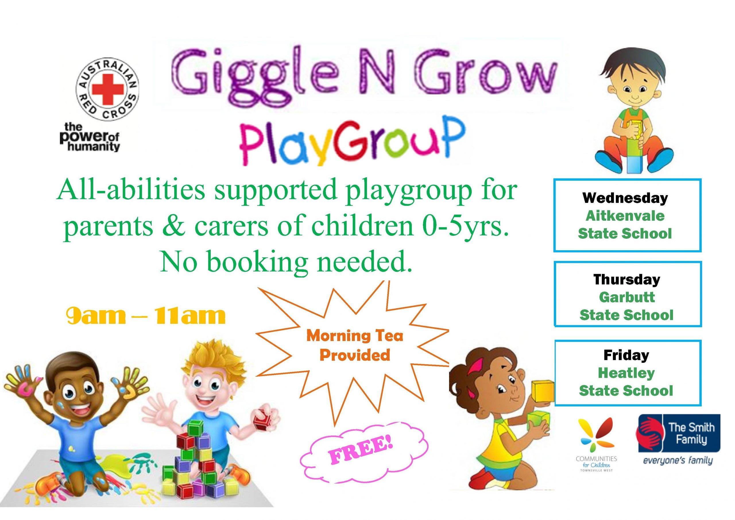 Giggle n Grow Playgroup