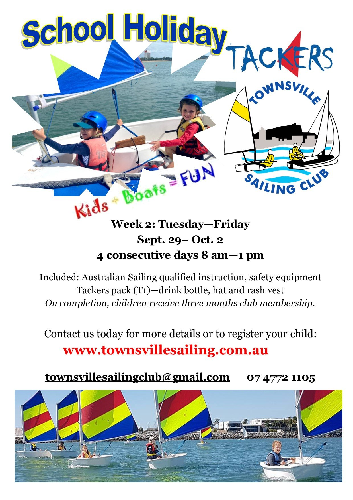 things to do with kids in townsville