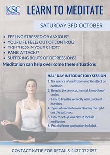 learn to meditate in townsville