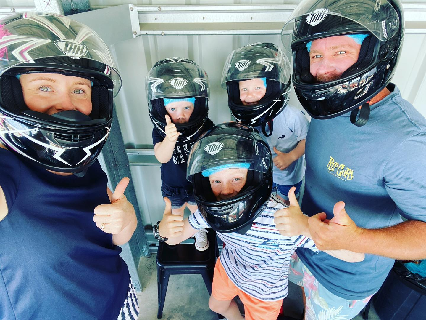 Go Karting Family Fun